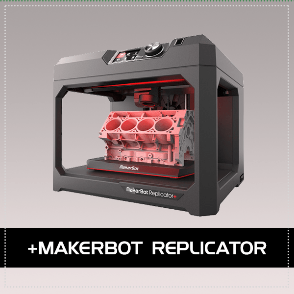 MakerBot Replicator+ 3d printer review