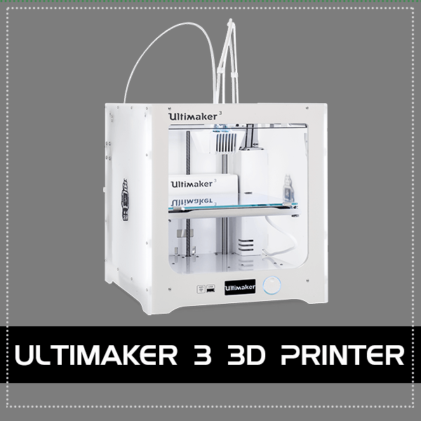 Ultimaker 3 3D Printer Complete Review 2020