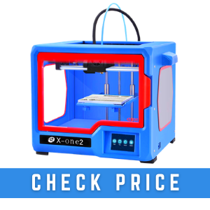 QIDI Technology X-one2 3d printer review